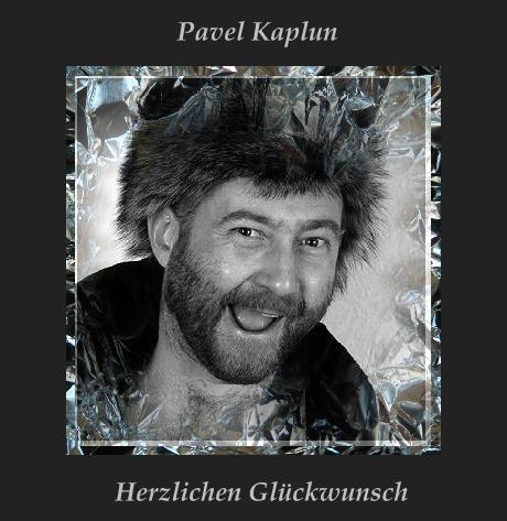 Moin moin Pavel....