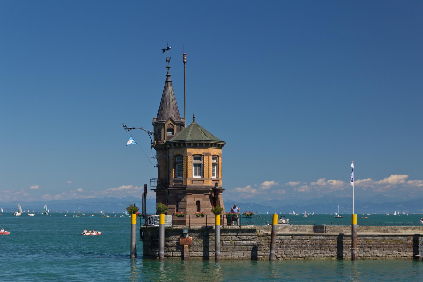 Mole in Konstanz