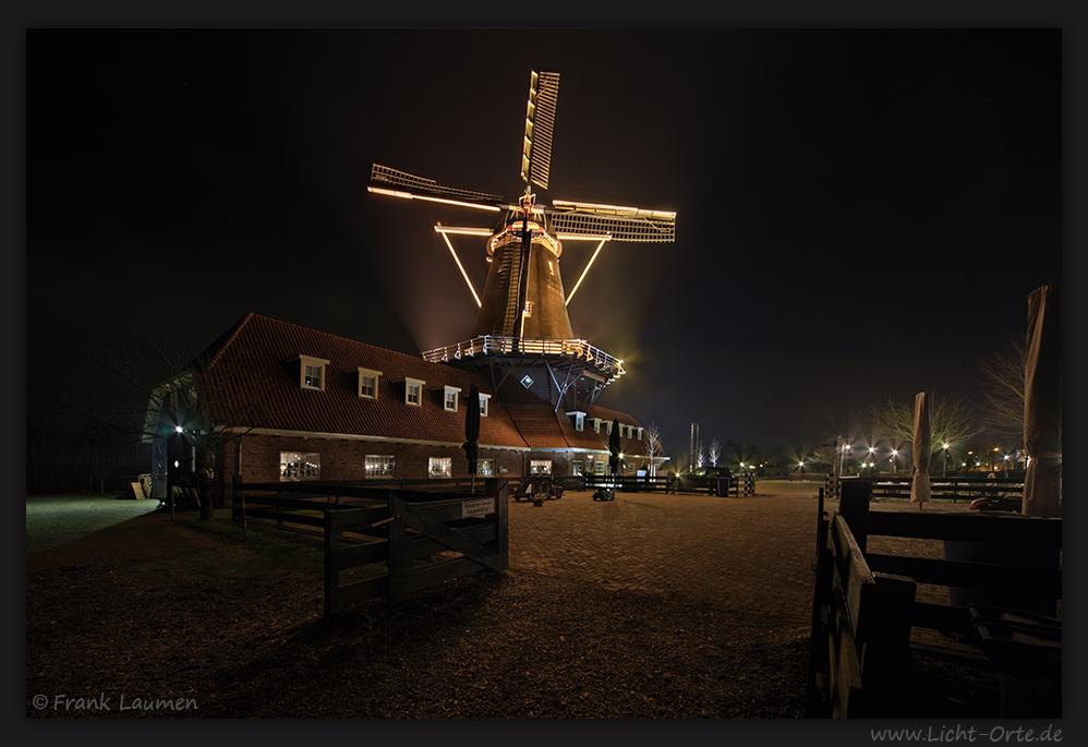 Molen de Zwaluw - Kesteren, NL