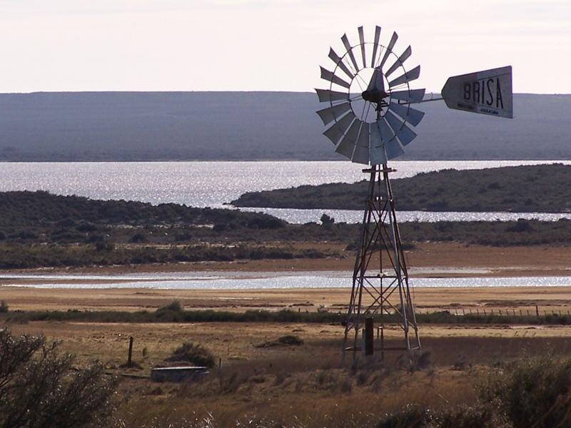 Molino en Salina Grande