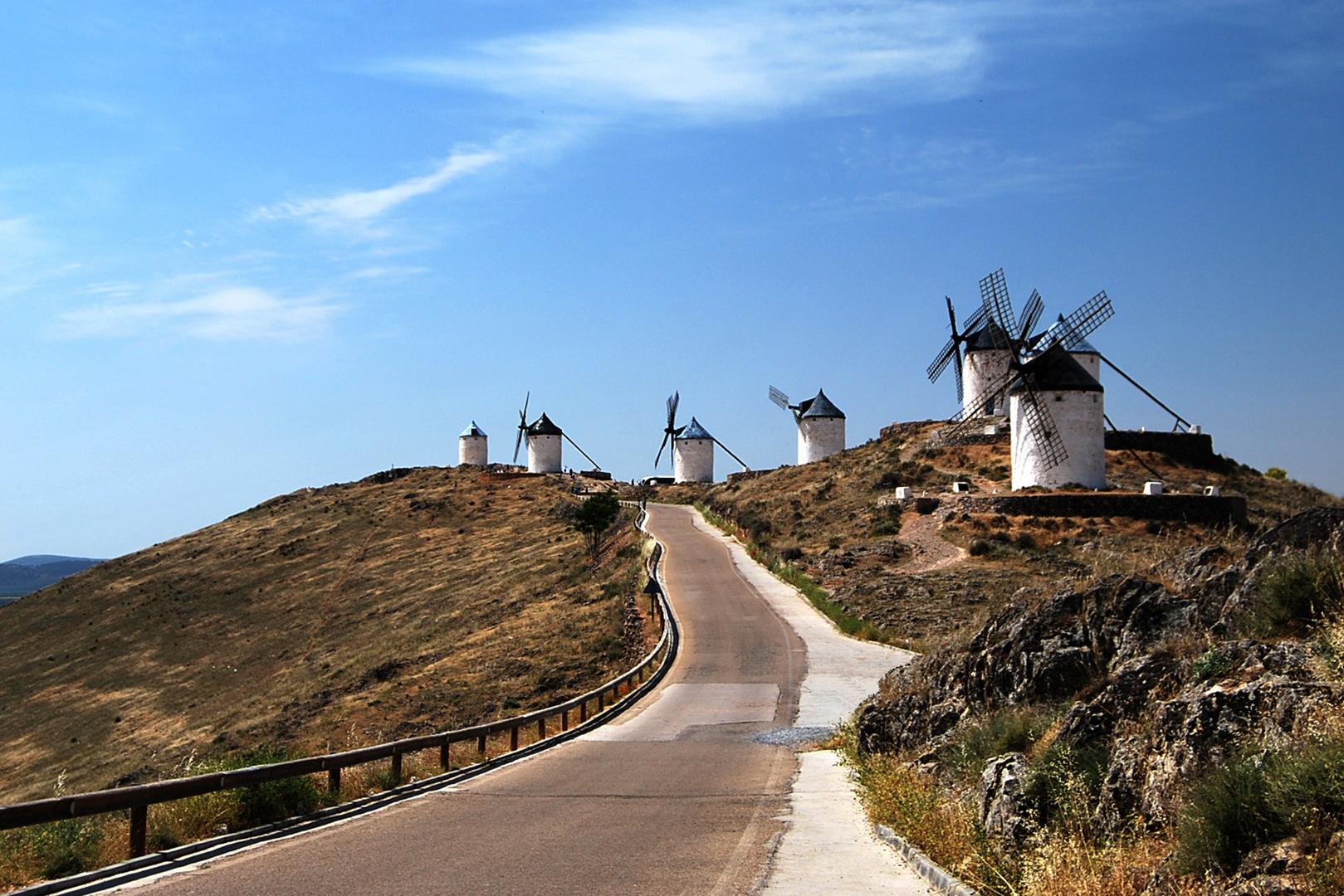 Molinos - Consuegra