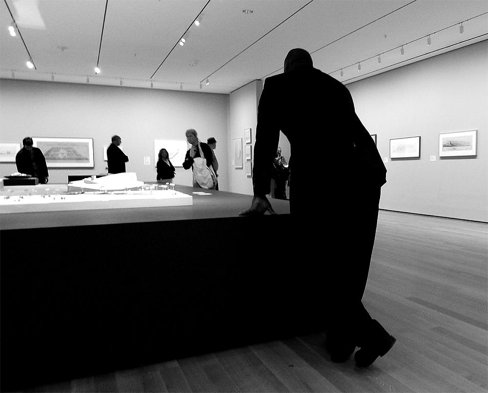 MOMA New York_ Der Aufpasser