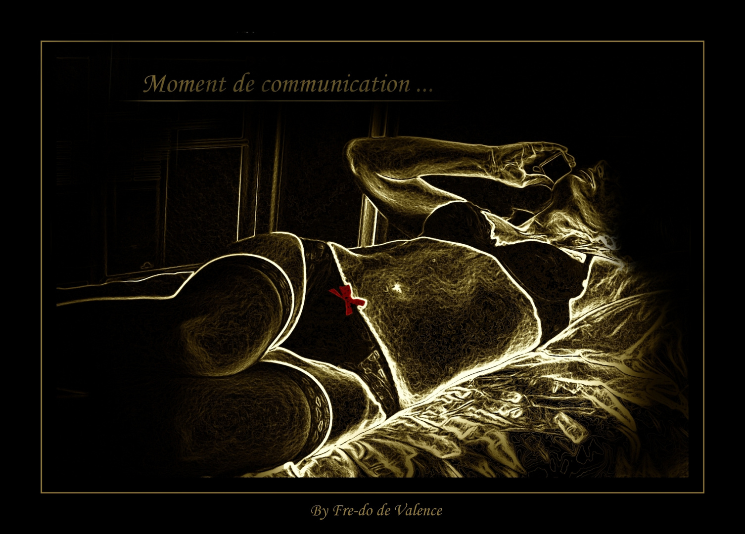 Moment de communication ...
