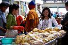 momentaufnahme pakse markthalle , südlaos 2010