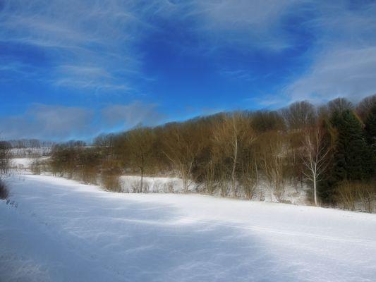 Momenti di un inverno......