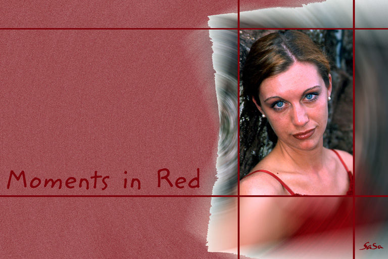 Moments in Red