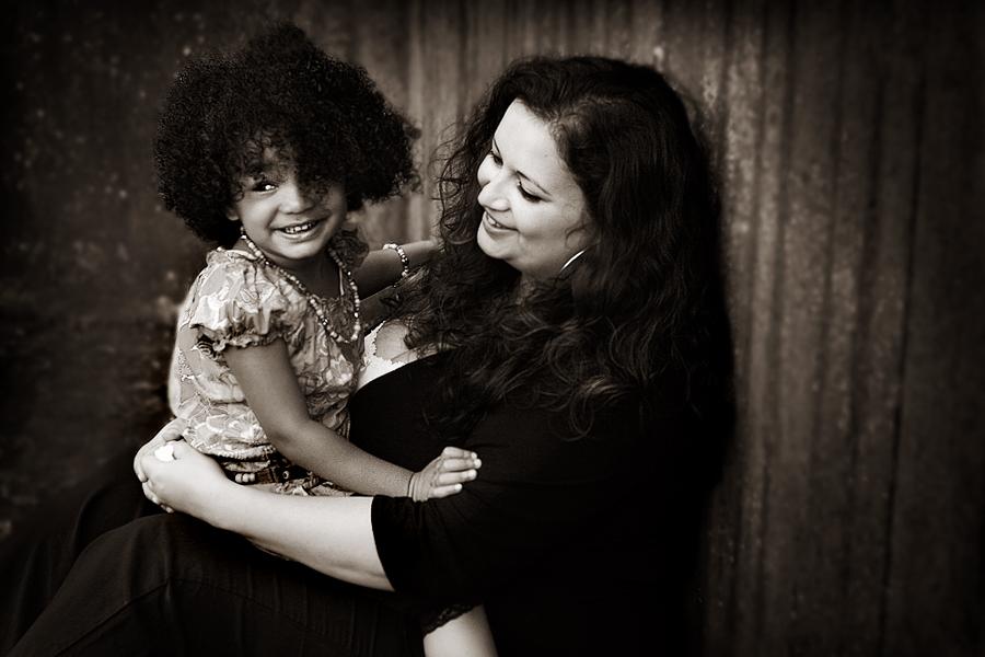 .momo und ihre mama.