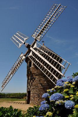 Mon beau moulin...