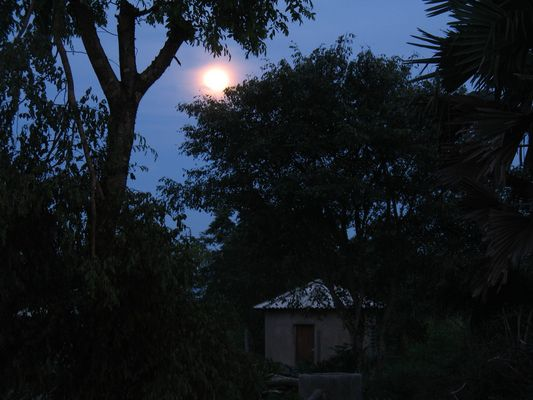 MON BEAU VILLAGE : Clair de Lune