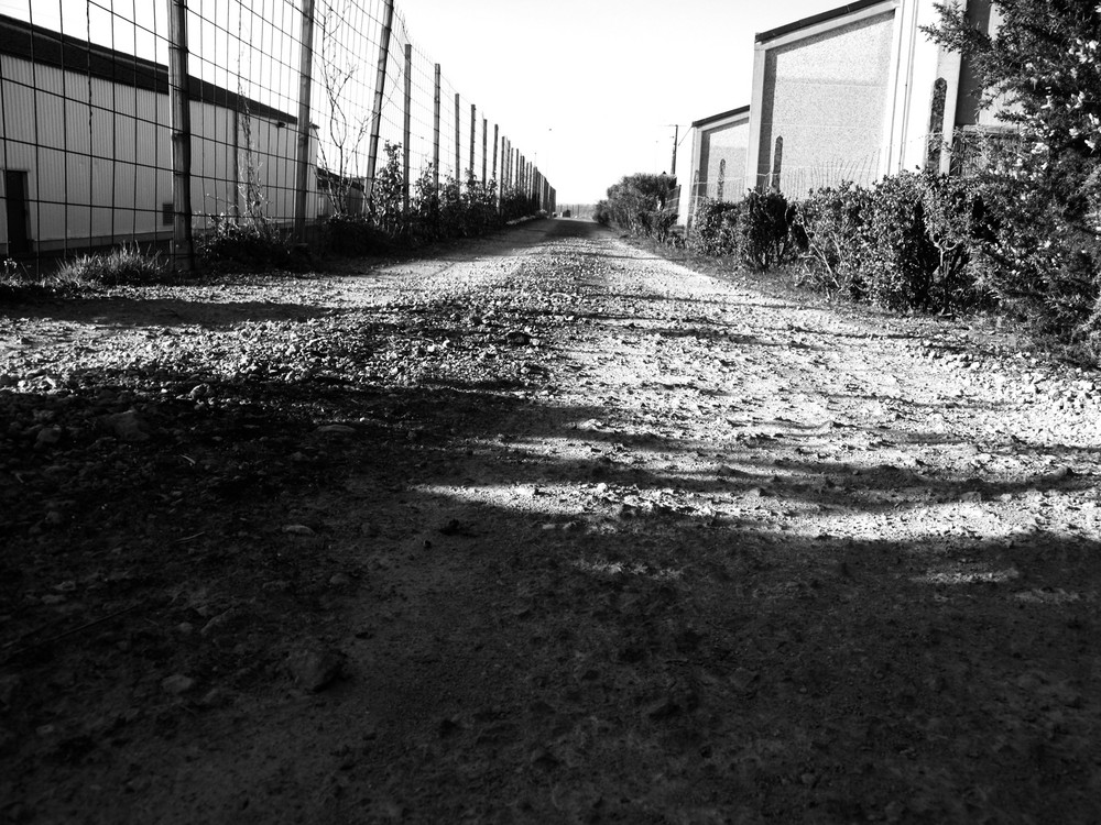 Mon chemin .
