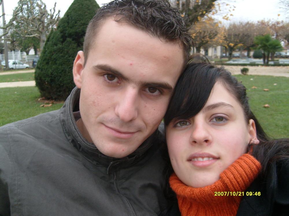 mon chéri et moi !!!!