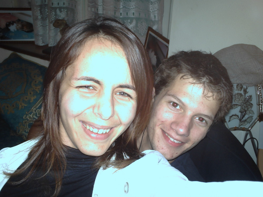 mon georgie et moi