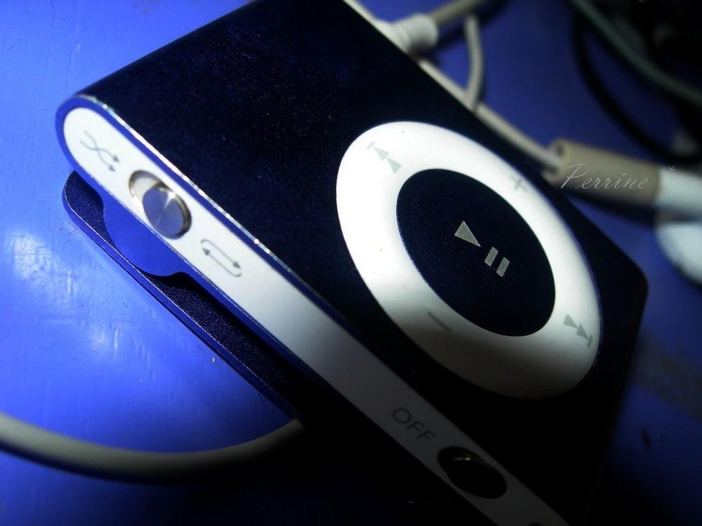Mon iPod avec un simple numérique