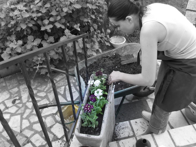 mon jardinier perso !
