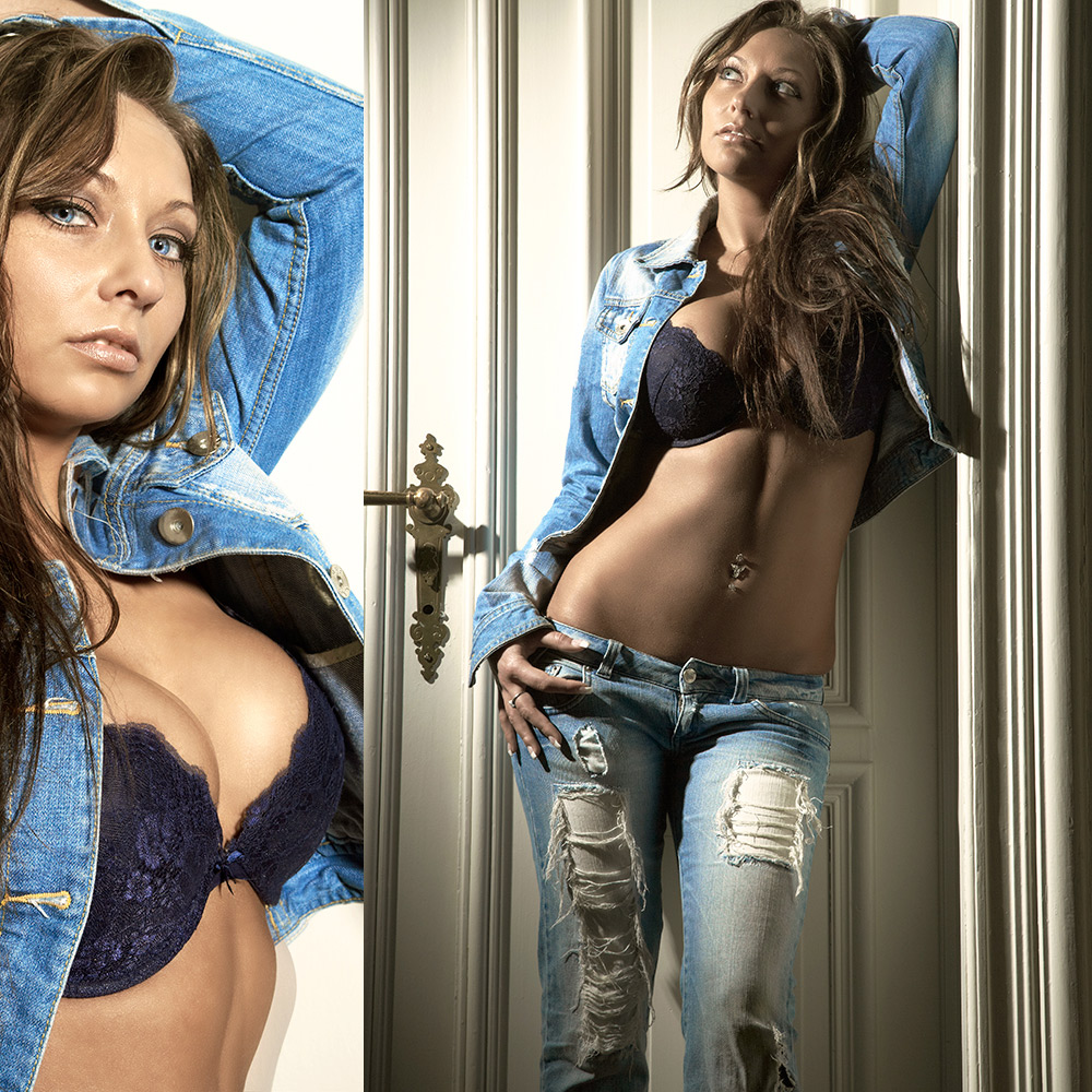 Mon modèle jean!