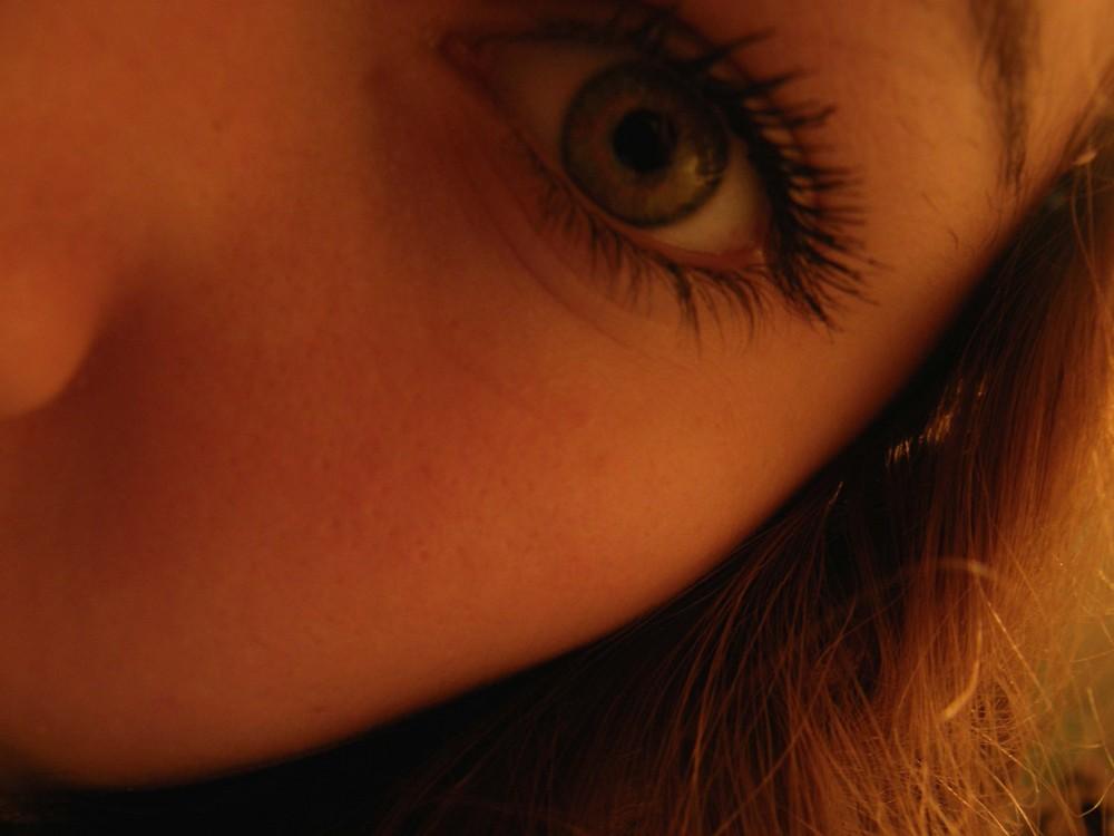 Mon Oeil ; Ma source d'inspiration :)