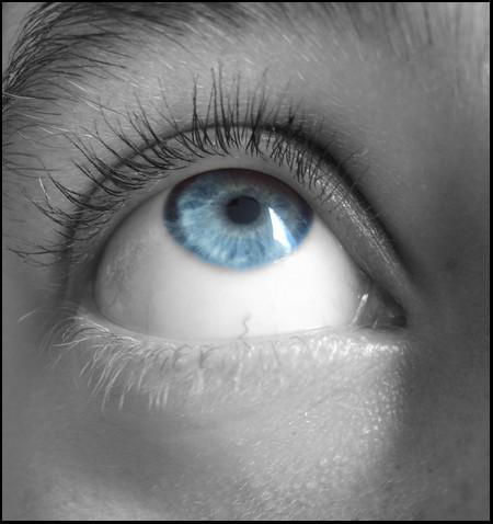 Mon oeil ui ..