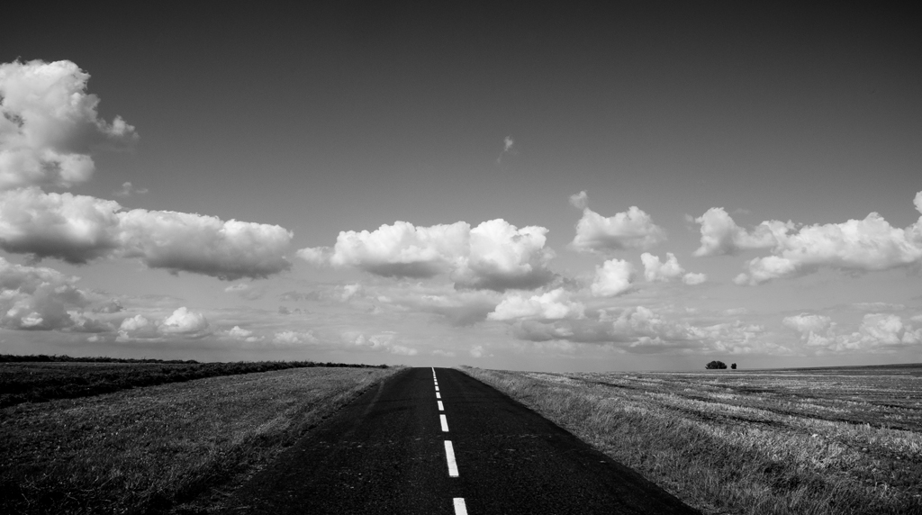 Mon pays : My road 87