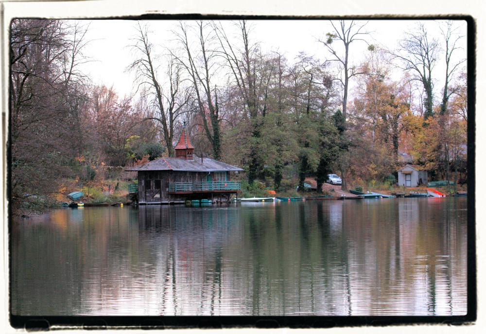 mon petit lac