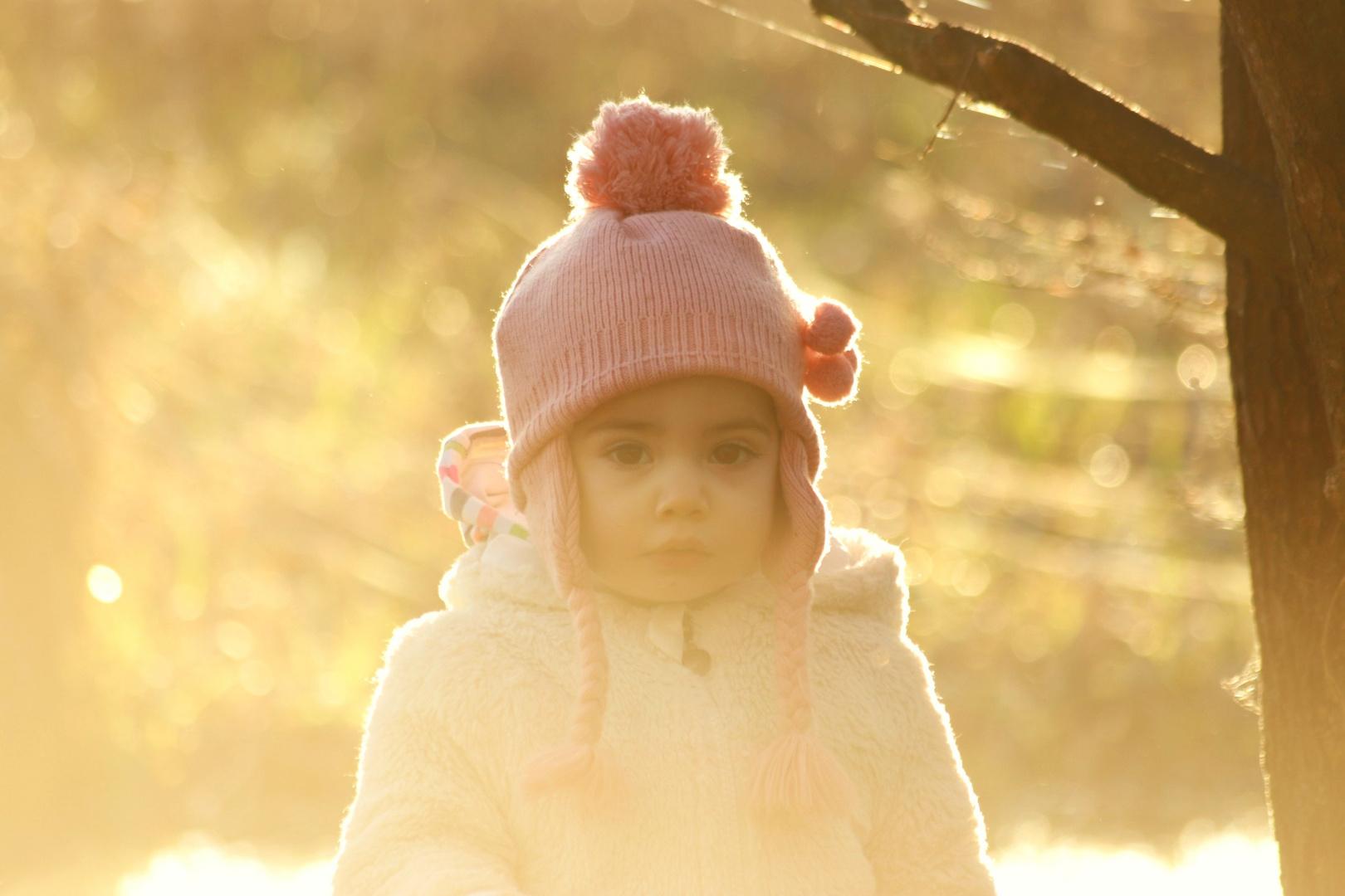 Mon petit rayon de soleil