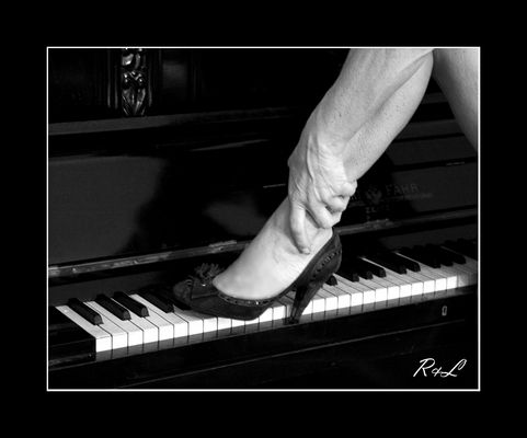 Mon professeur de piano