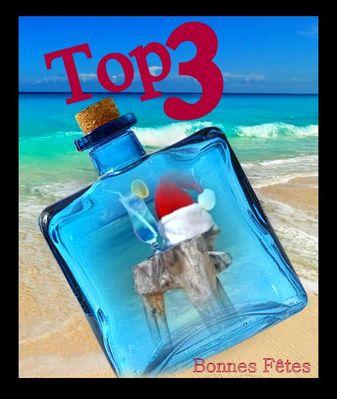 mon Top 3 ...2013...