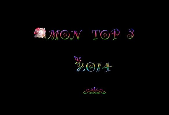 Mon top 3   2014