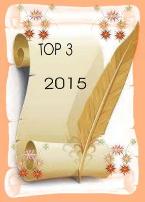 mon top 3 2015