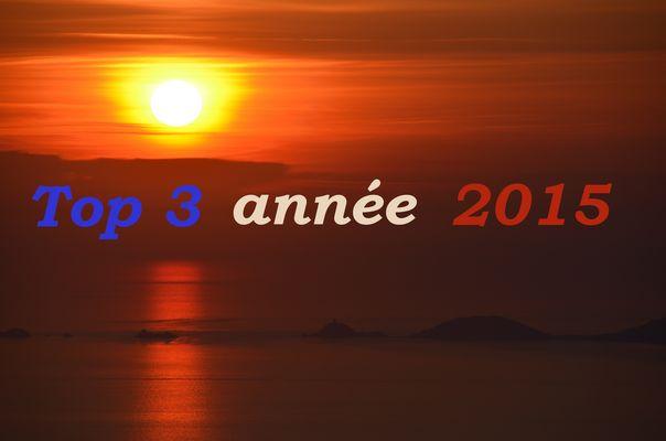 Mon Top 3 2015, spécial Corse