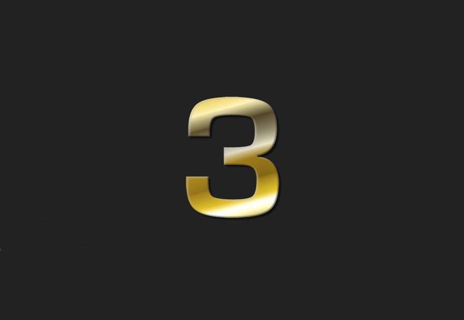 mon TOP 3