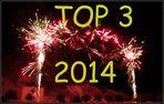 Mon Top 3 .....
