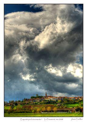 Mon village sous le ciel: LE FOUSSERET