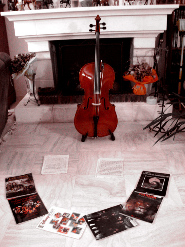 Mon violoncelle