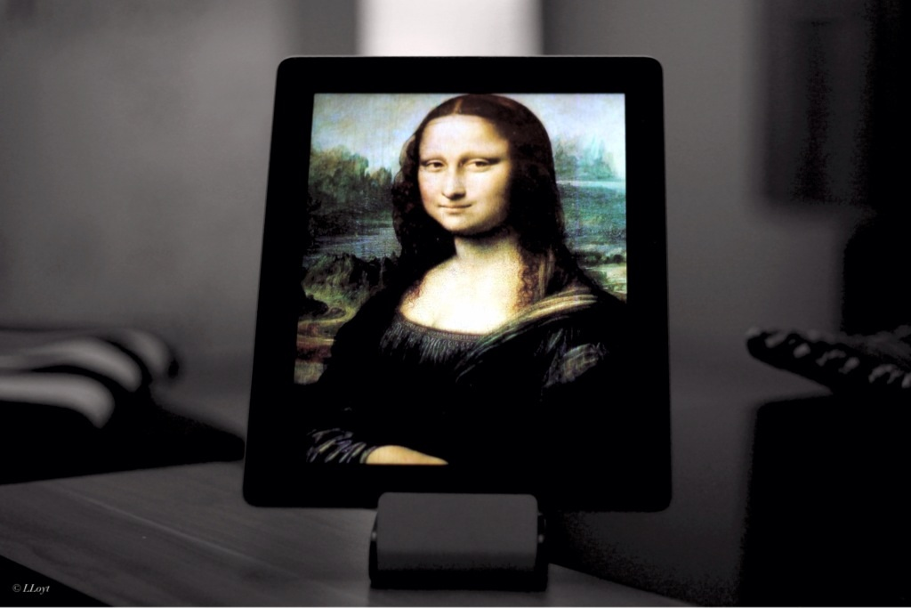 Mona-Lisa...