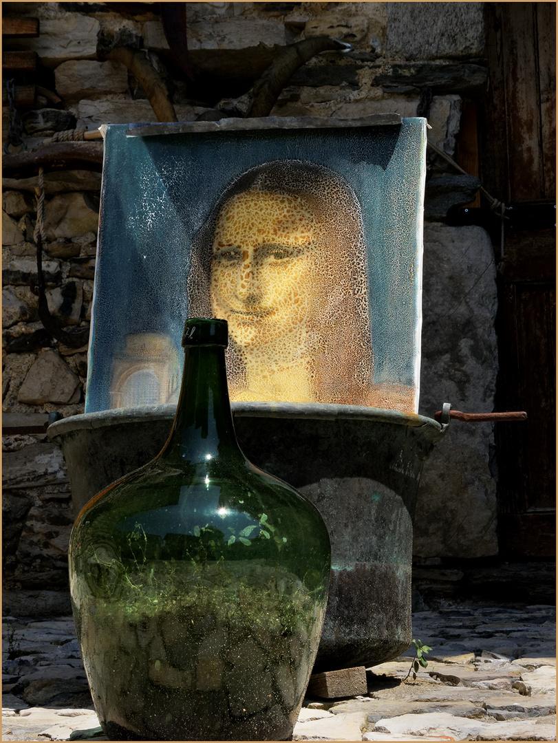 Mona Lisa für Arme
