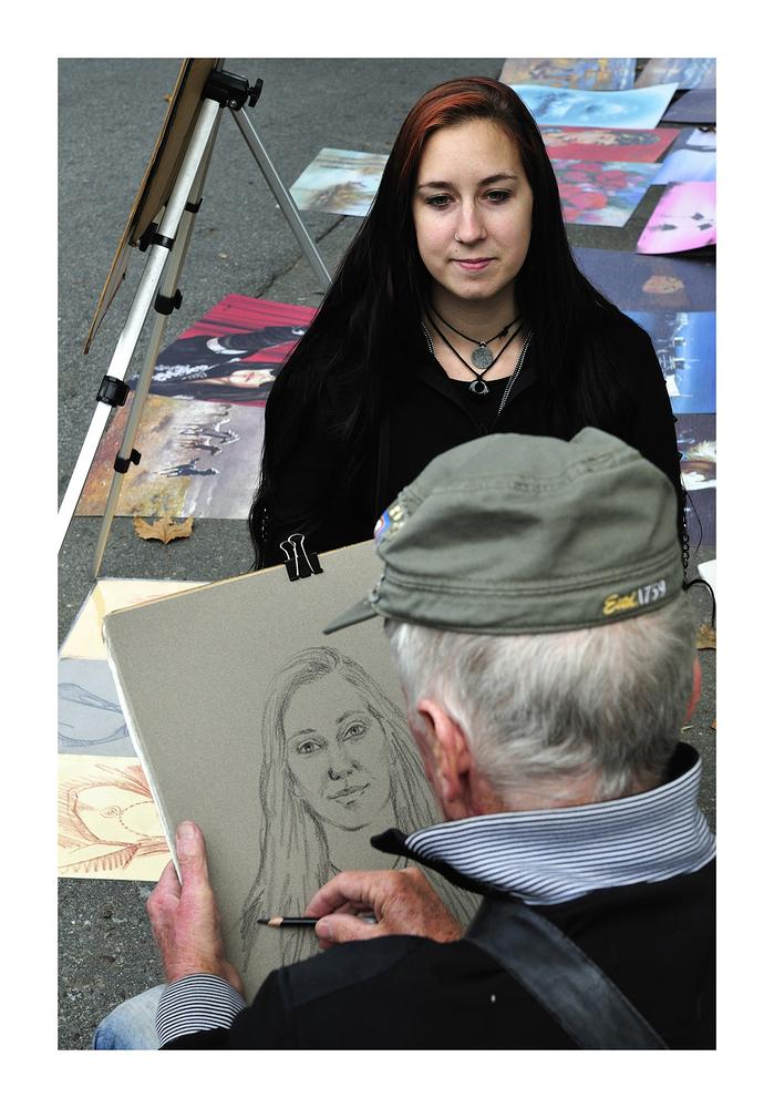 Mona Lisa live