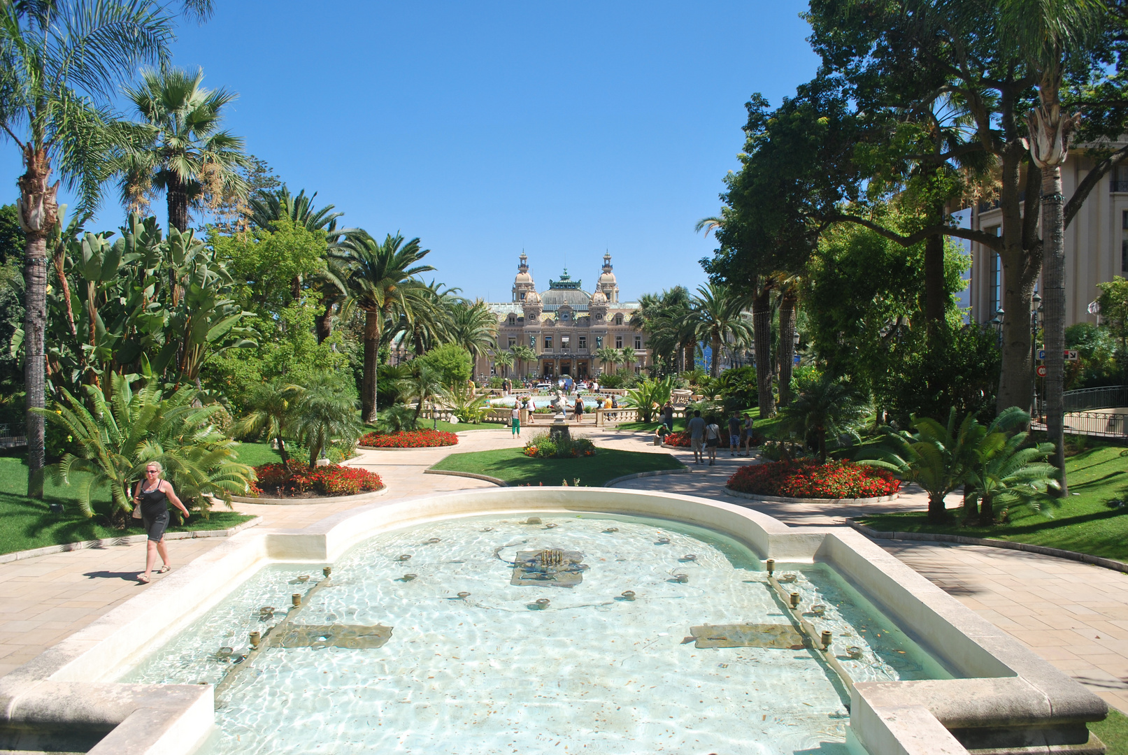 Monaco, Casino 2011