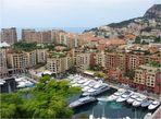 Monaco - einparken