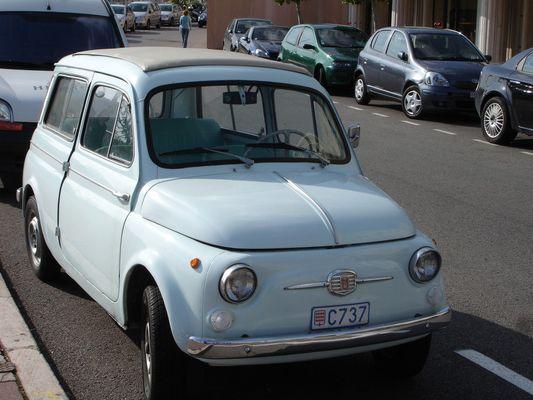 Monaco-Fiat