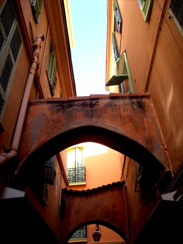 Monaco's streets.