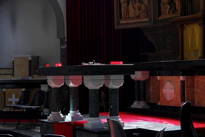 Monastary de Horion ~ Altar