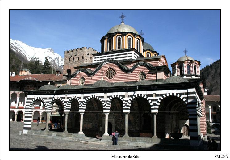 Monastere de Rila