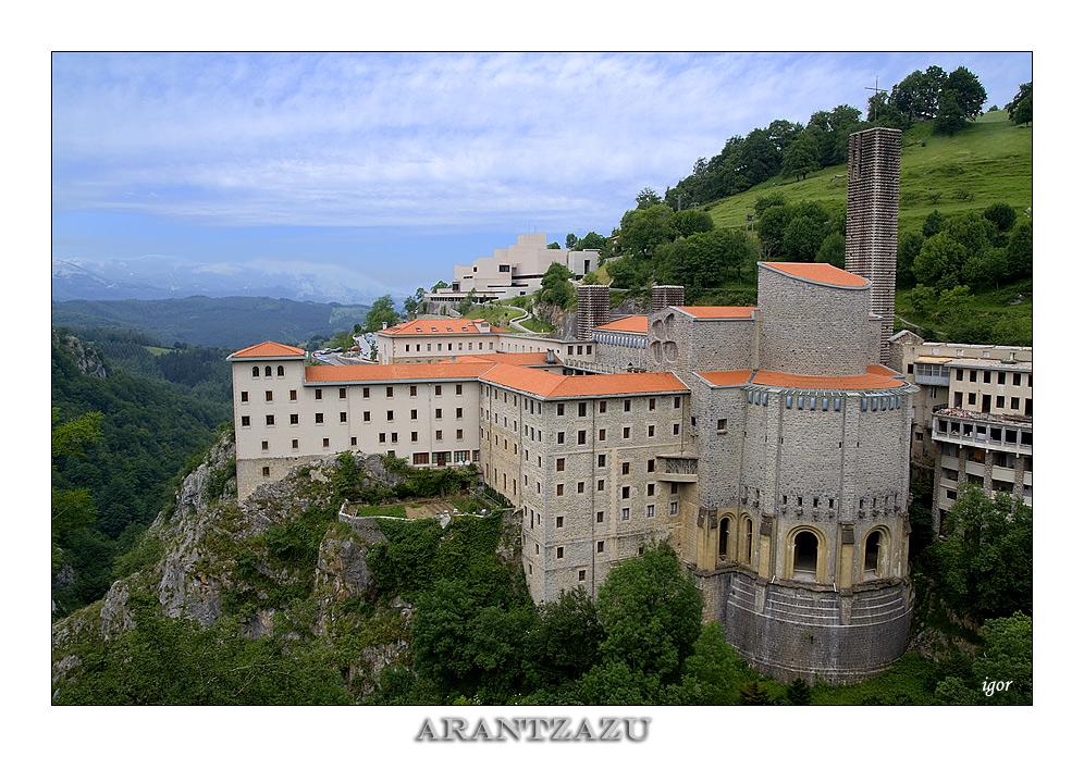 Monasterio de Arantzazu