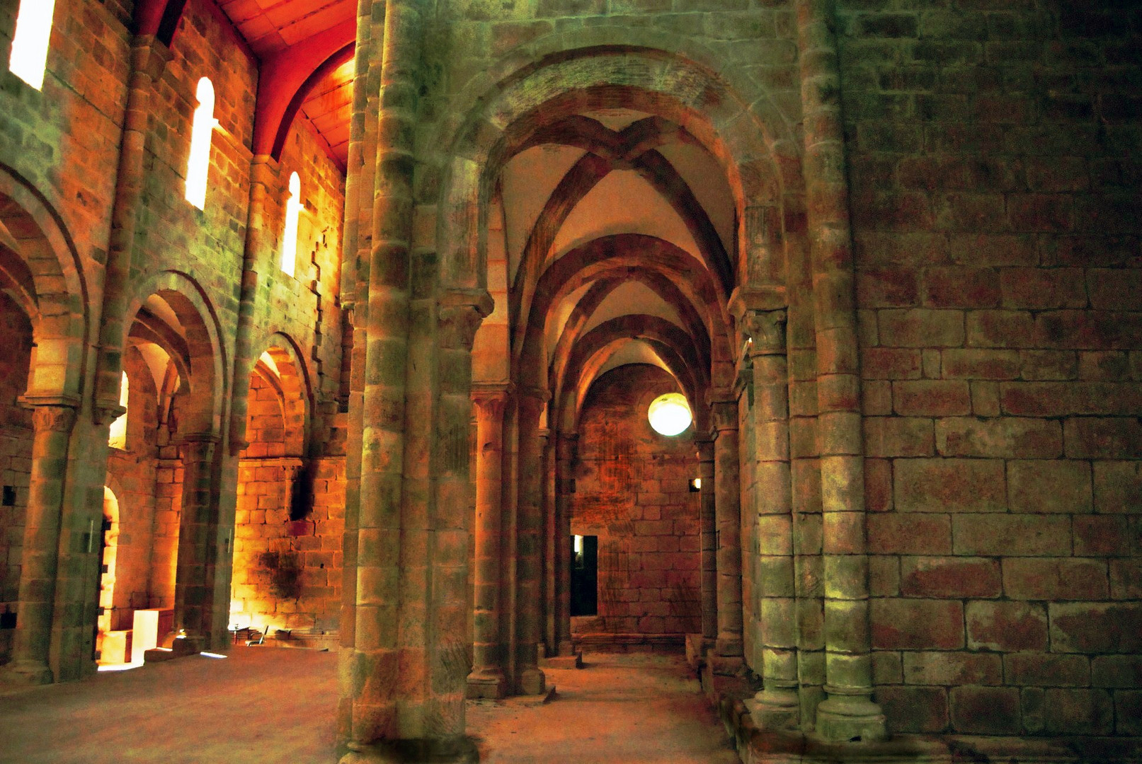 monasterio de carboeiro II