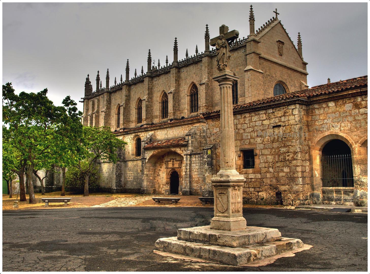 Monasterio de la Cartuja- Burgos