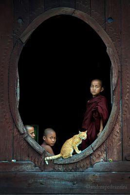 monastery myanmar