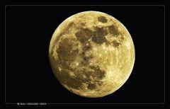 Mond - 99 % Sichtbarkeit,