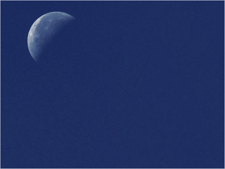 Mond am 09.09.2012 ca. 10:31 MESZ