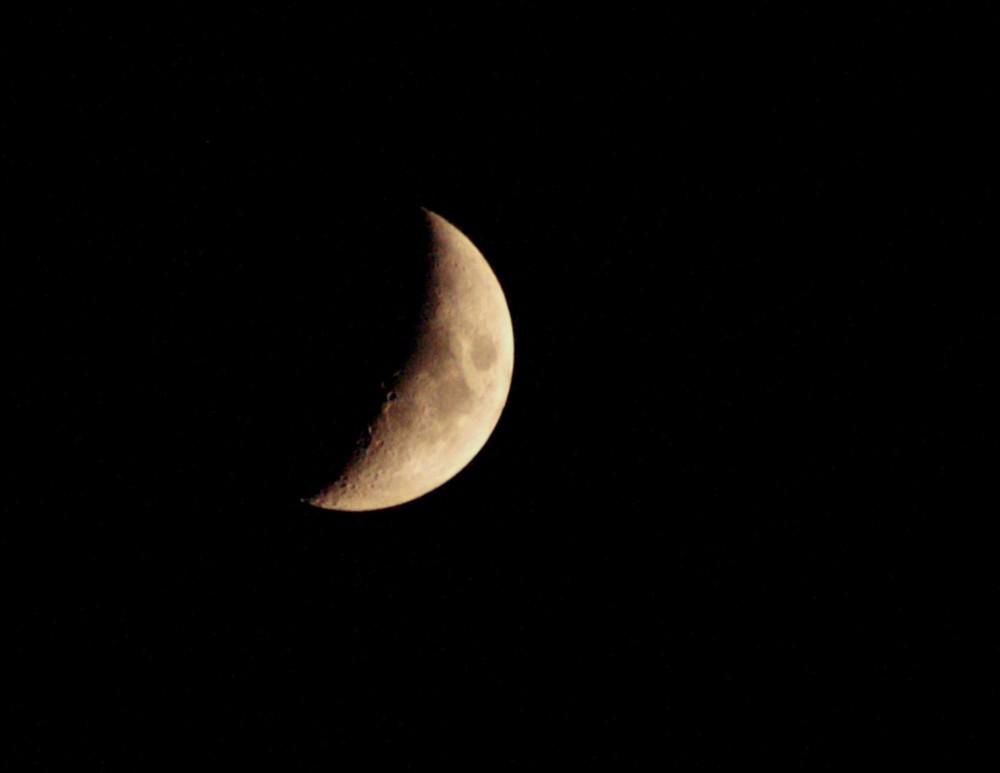 Mond am 10.05.2008 um 20:30 Uhr