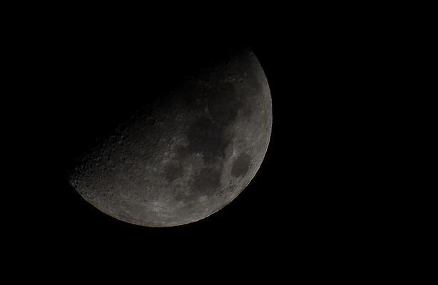 Mond am 10.11.2013